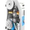 Poate fi echipat cu mecanism ajustare turatie continuu variabil (optional)