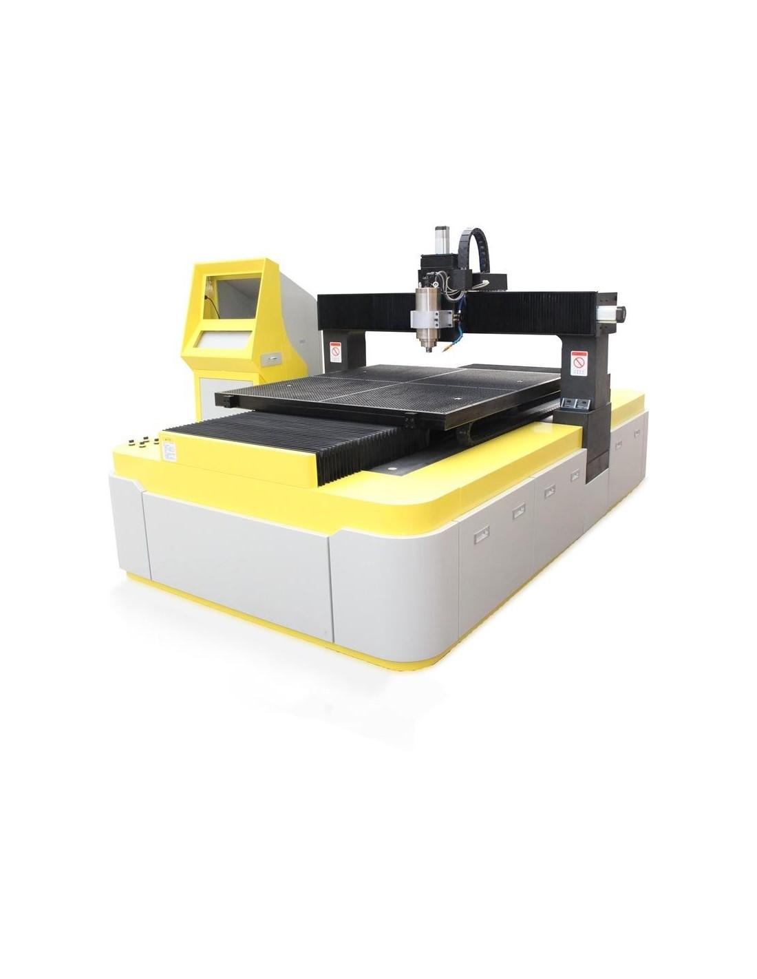 Masina de frezat si gravat CNC Winter HP 1313 ATC High Precision