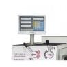Este echipat standard cu afisaj digital de masurare DPA 21 cu sistem de masurare optic