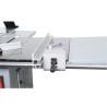 Limitator longitudinal din aluminiu, cu reglaj fin si bara de ghidare