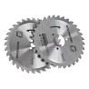 Circulare debitare lemn optionale pentru masina DBS 125
