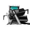 Menghina rotativa asigura o manevrare mai usoara a tevilor