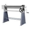 Masina de roluit tabla datorita constructiei robuste realizeaza prelucrari lipsite de vibratii si de torsiune