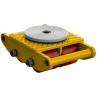 Platforma cu role cu disc rotativ Cormak WCRA-4
