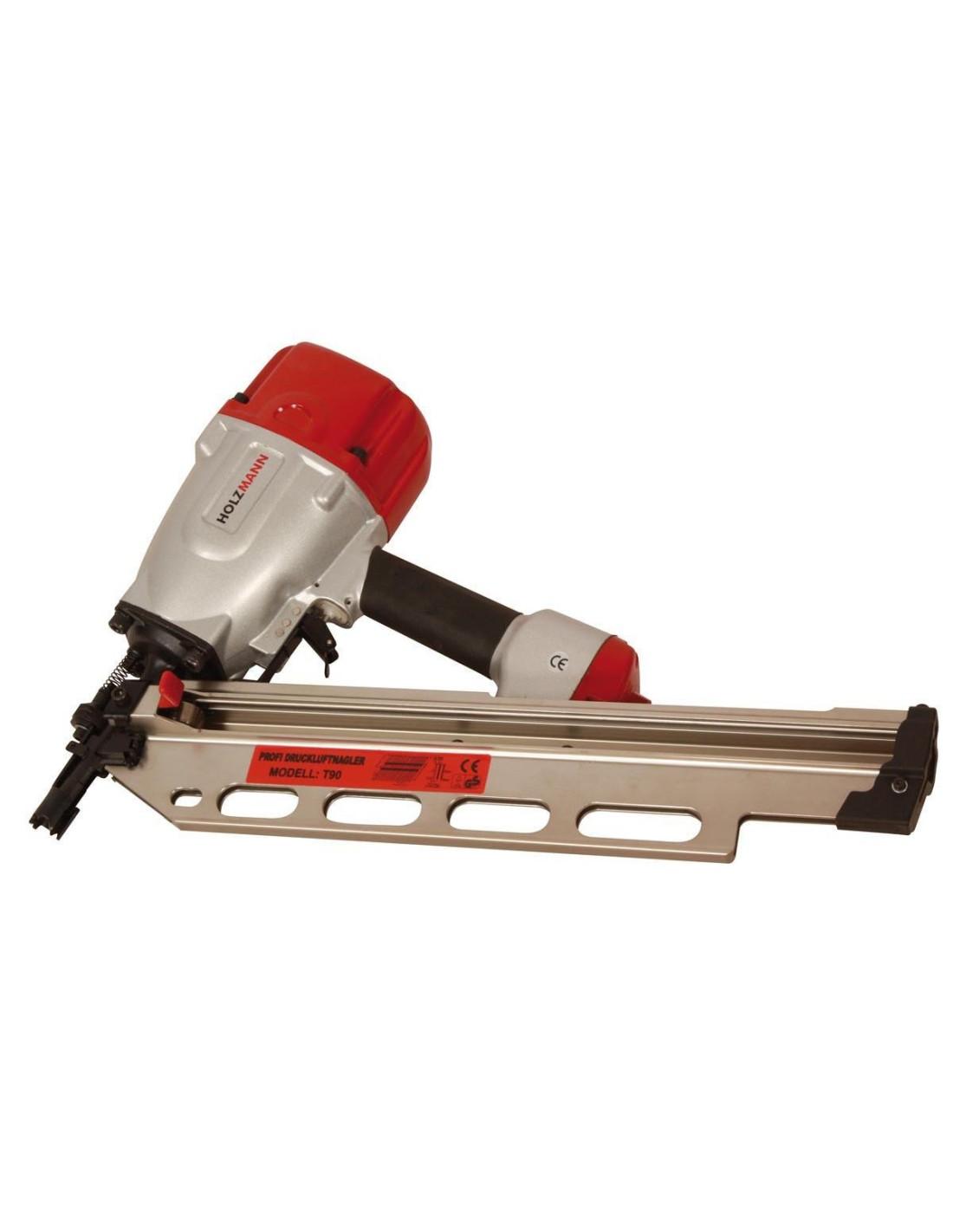 Pistol pneumatic pentru cuie Holzmann T90