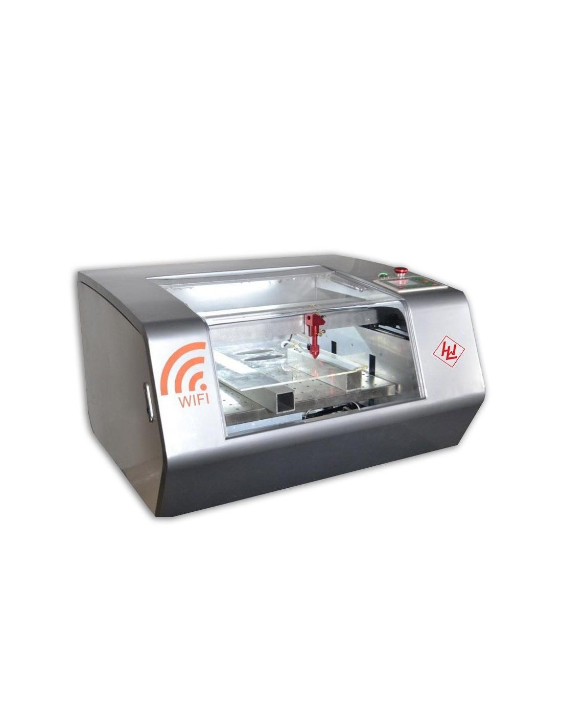 Masina de gravat si taiat cu laser CO2 Winter LaserMax 6050 Wifi