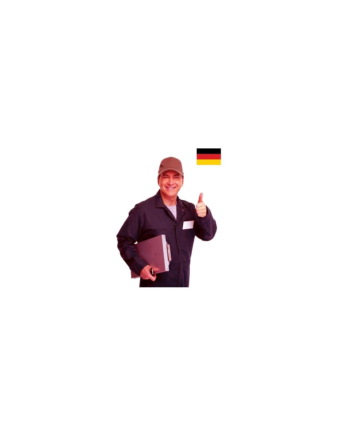 Punere in functiune echipa Germania