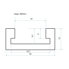 Masa pentru frezare Holzmann OFT102