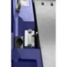 Adancimea de rindeluire poate fi ajustata cu usurinta cu ajutorul scalei