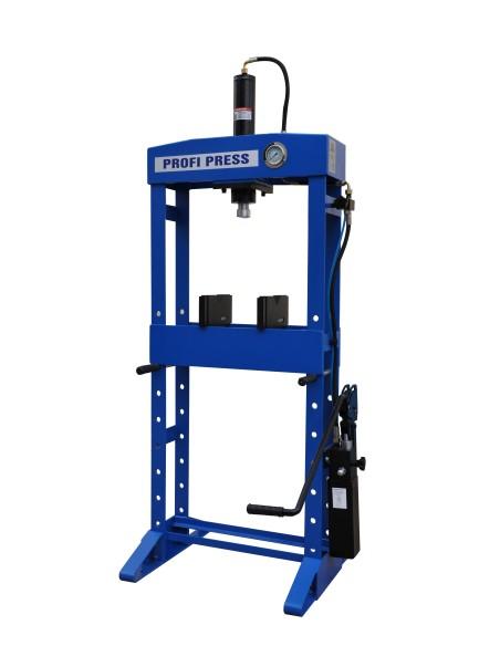 Presa de atelier hidraulica cu operare manuala RHTC 15 TON HF2