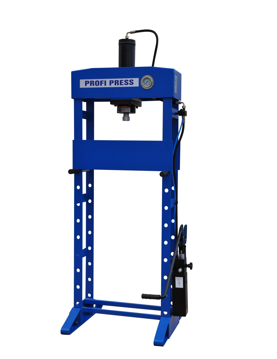 Presa de atelier hidraulica cu operare manuala RHTC 30 TON HF2