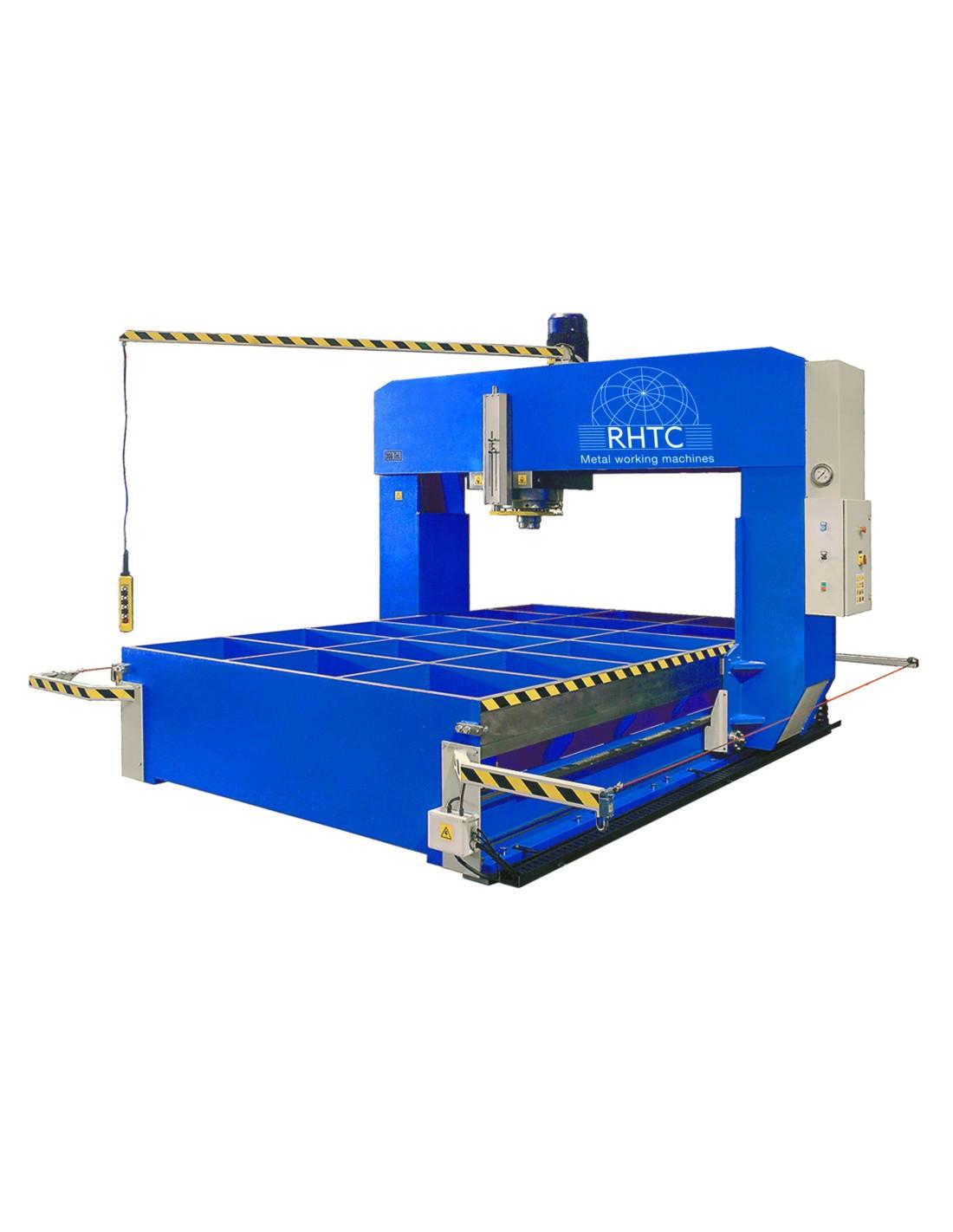Presa hidraulica pentru indreptare RHTC TL-150