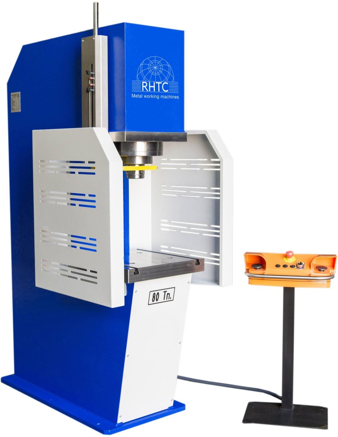 Presa hidraulica cu cadru C RHTC CD-100