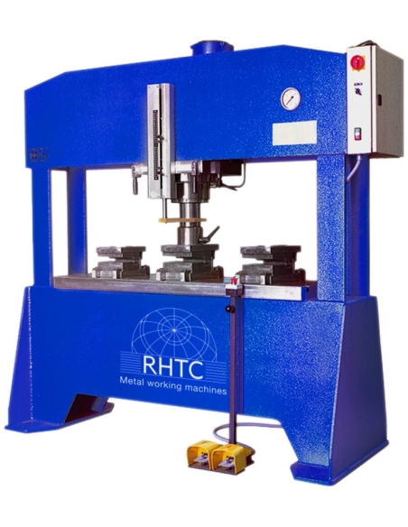 Presa hidraulica cu masa fixa RHTC FLM-100
