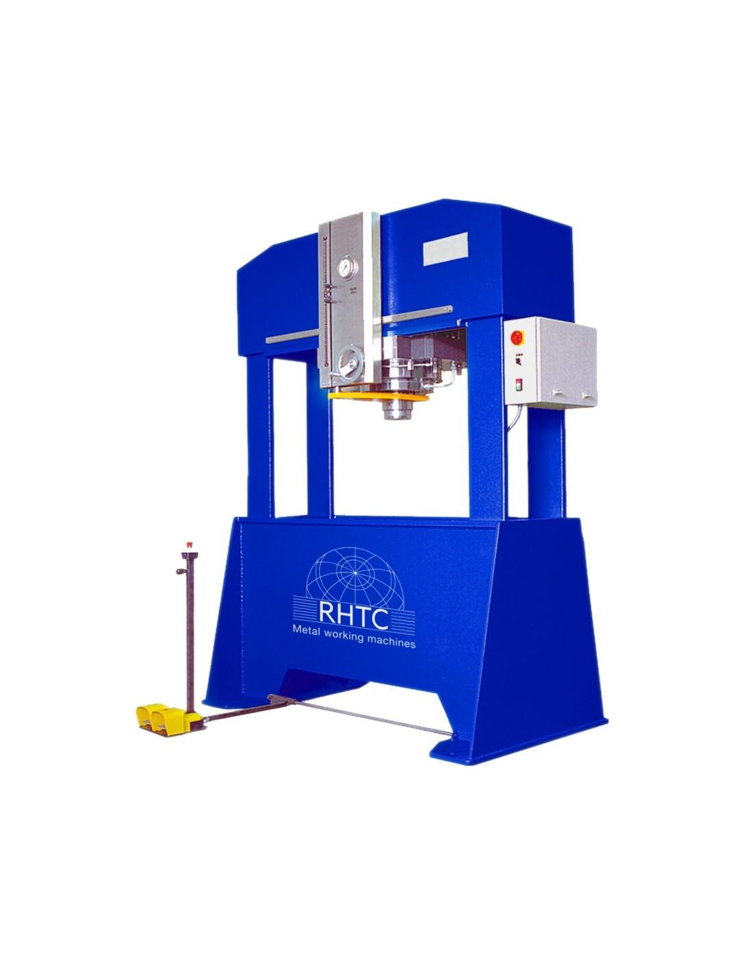 Presa hidraulica cu masa fixa RHTC FLV-300
