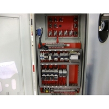 Panoul de comandas este prevazut cu componenete electrice