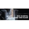 Panza pentru fierastrau cu banda M42 Bi-Metal 1140 x 9,50 x 0,90 mm - 10 TPI