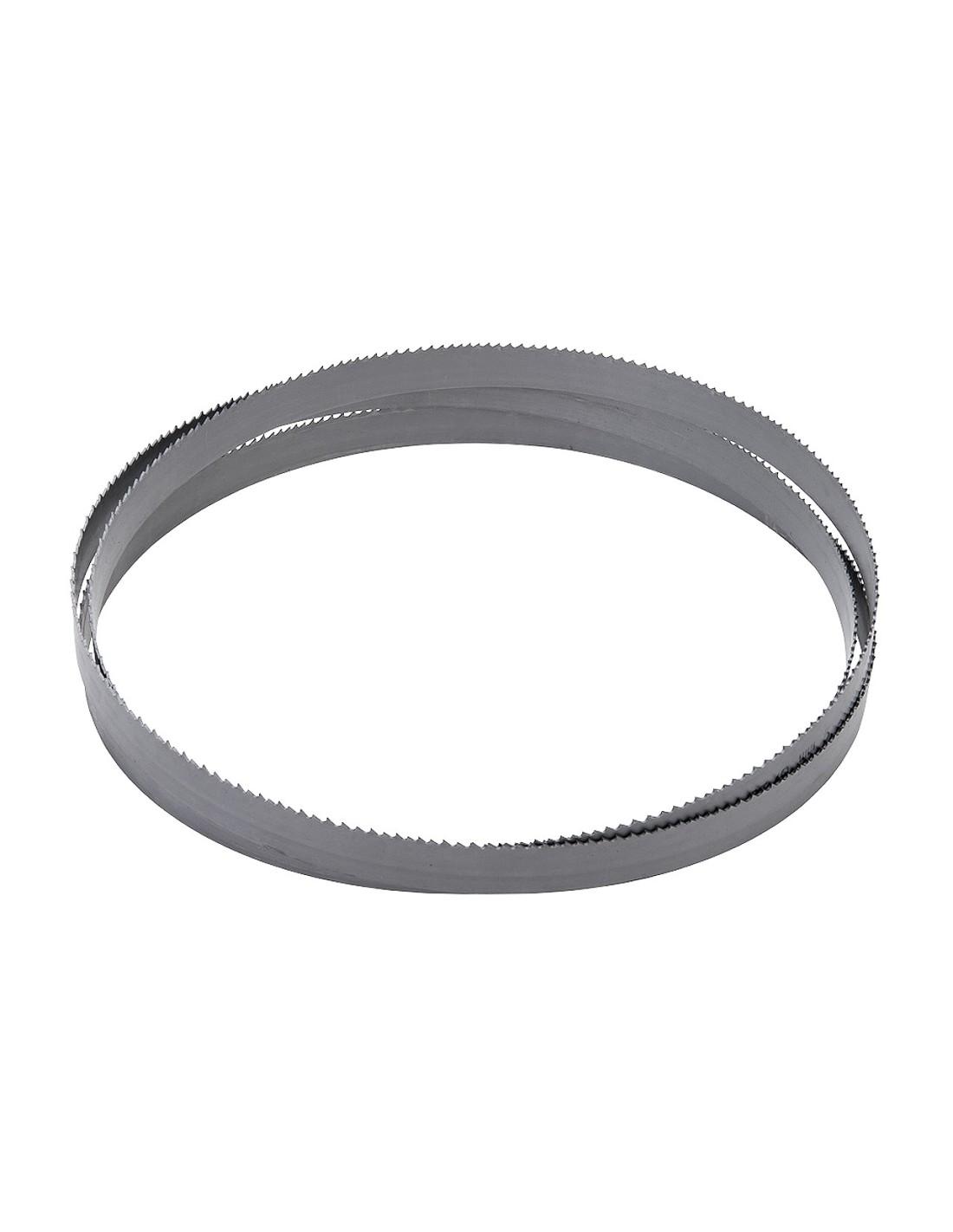 Panza pentru fierastrau cu banda M42 Bi-Metal 1140 x 12,70 x 0,64 mm - 8/12 TPI