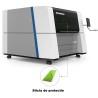 Masina de debitat profile si tevi cu laser FIBER LF1390