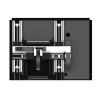 Masina de debitat profile si tevi cu laser FIBER LF0660