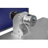 Masina de marcat cu laser FIBER Cormak LF20 30W - cu mandrina rotativa