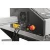 Masina CNC de taiat table cu jet de plasma ZZ 1500 x 3000 - buton pentru oprirea de urgenta