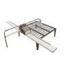 Masina CNC de taiat table cu jet de plasma ZZ 1500 x 3000