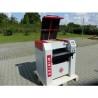 Masina este prevazuta cu o constructie robusta ce garanteaza utilizarea indelungata fara vibratii si torsiune