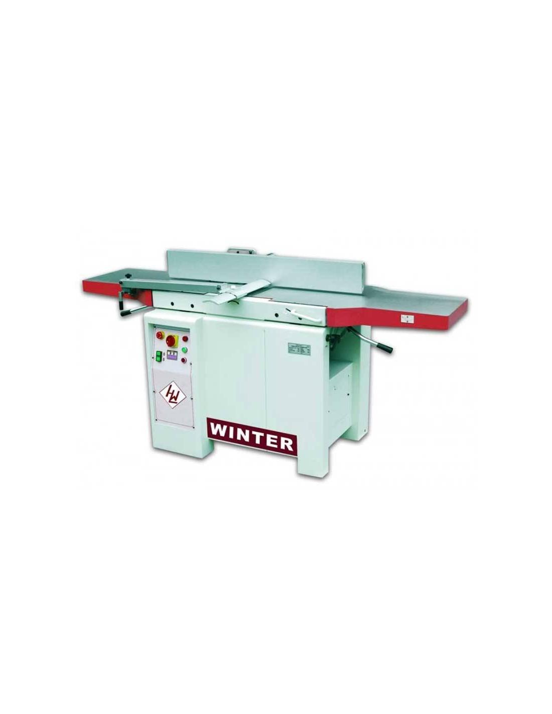 Masina pentru rindeluire si degrosare Winter AD 410 Deluxe