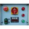 Acesta abric cu grosime este echipat cu switch pentru oprirea de urgenta conform normelor CE