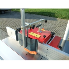 Masina pentru frezat cu masa de formatizat Winter SF 45 FST