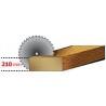 Ferastrau circular pentru retezat Winter PS 600/ P