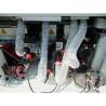 Pompa de lubrifiere garanteaza intretinerea facila a masinii