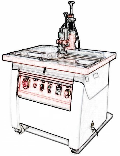 freze de copiat - masina de frezat canturi