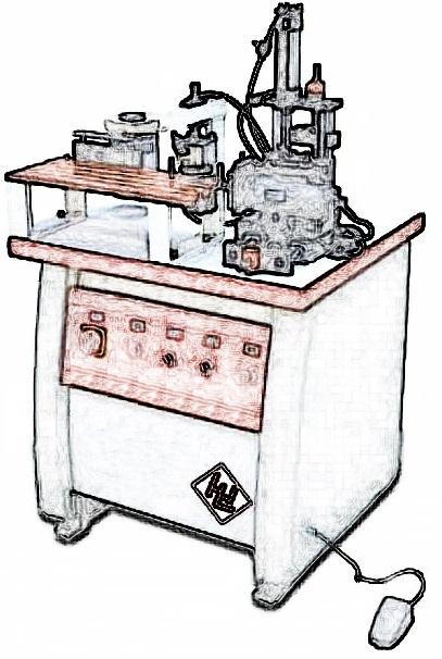 freze de copiat - masina de frezat colturi