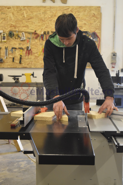 atelier masini prelucrare lemn - fierastrau circular