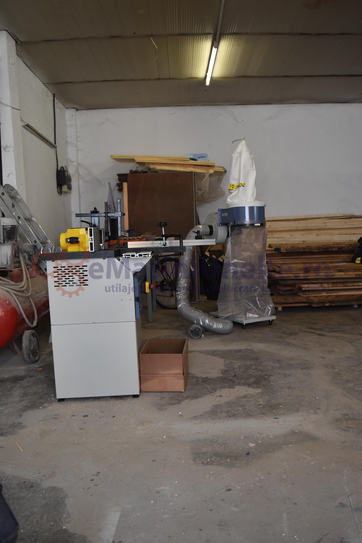 atelier masini prelucrare lemn - masina de frezat lemn