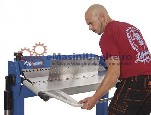 Utilaje prelucrare metal Metallkraft Germania in Romania